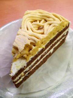 まわるケーキ